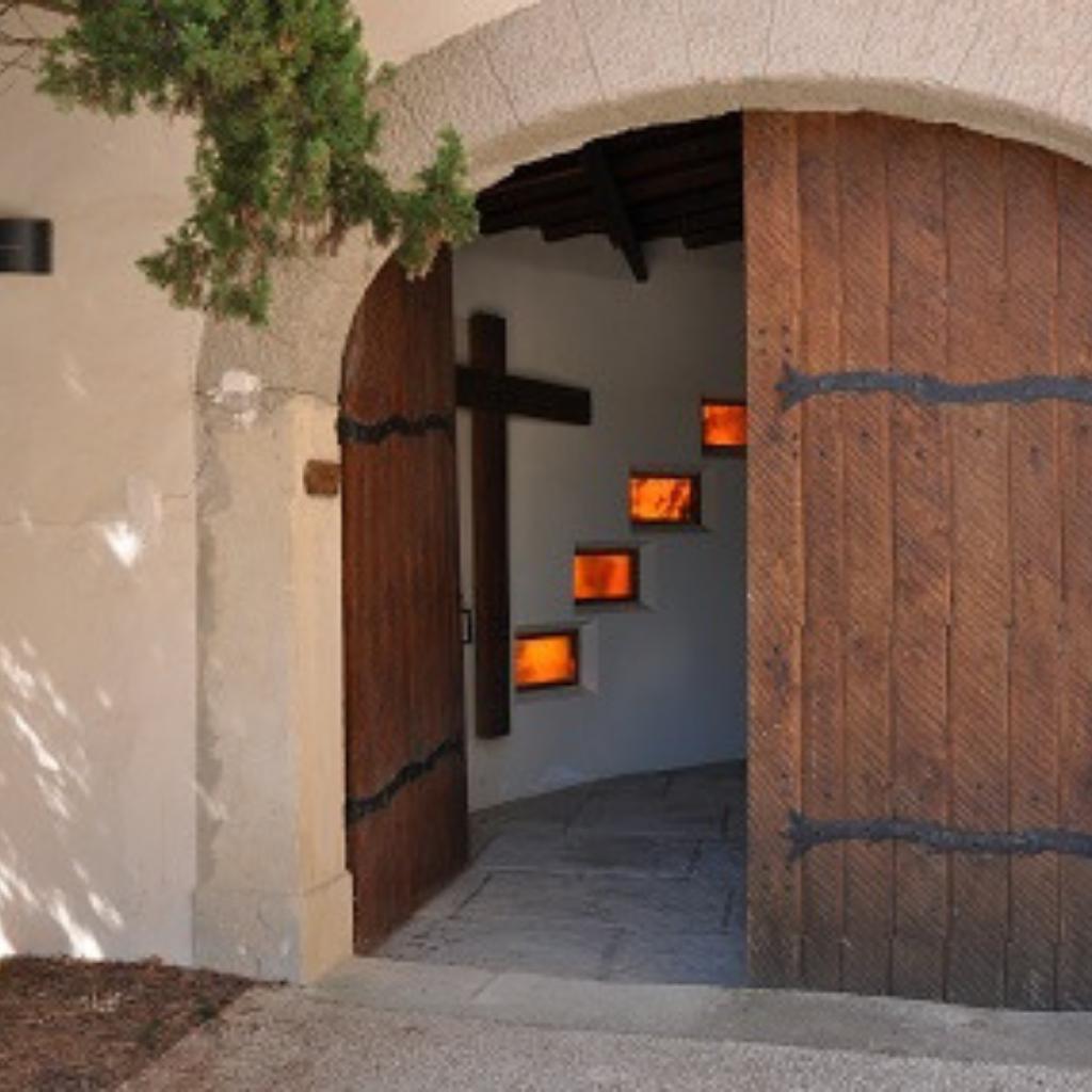 porte du Monastère de Taulignan