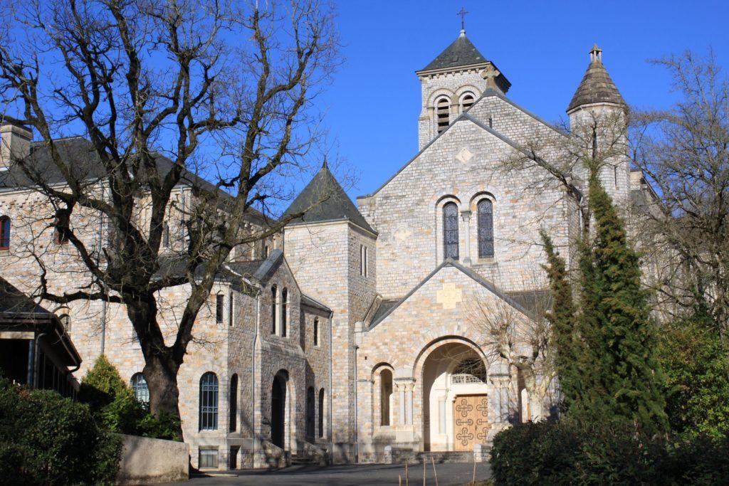 abbaye d'en calfat