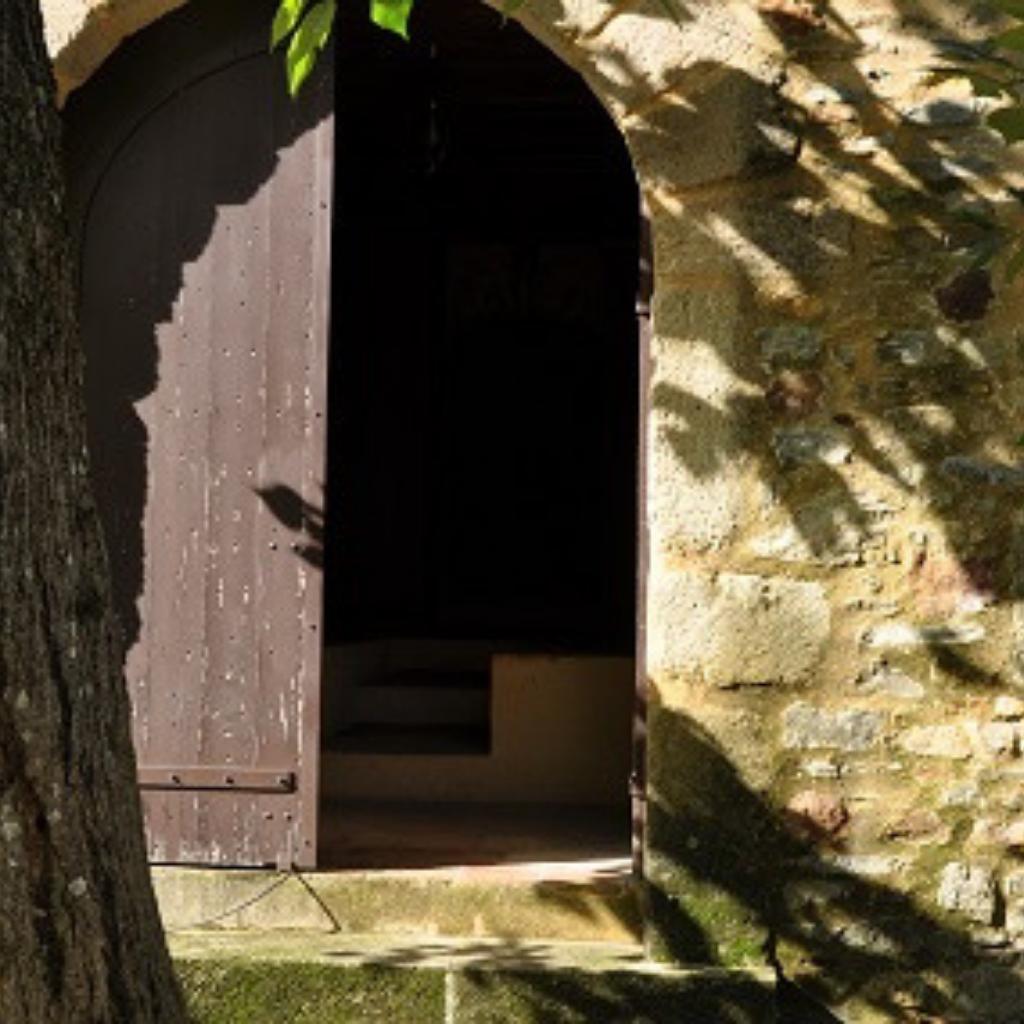 porte du Monastère de Solan