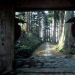 Mont Haguro au Japon (5)