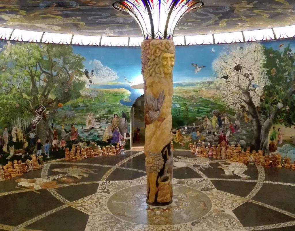 vignette centre de Damanhur